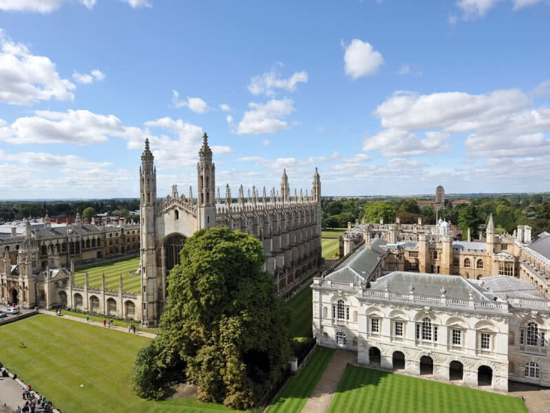 University of Cambridge Image