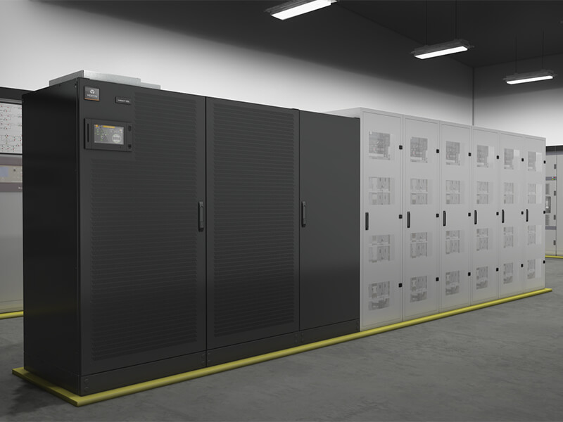 The Power of Lithium Ion Batteries in the Modern Data Center Image