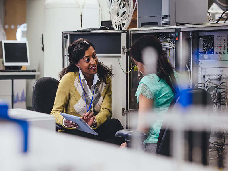 Wanted: Women in the Data Center Industry Image