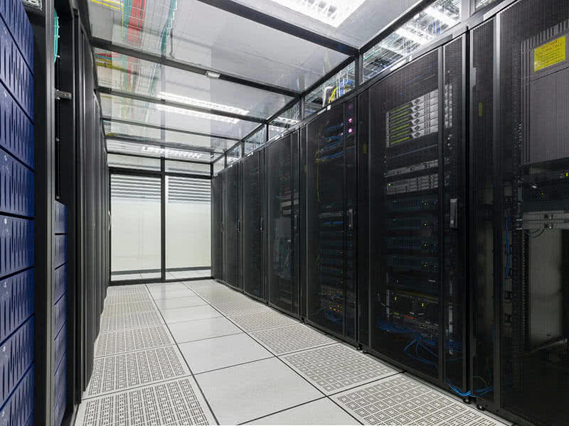 Making a More Efficient Data Centre (Part 1 of 2) Image
