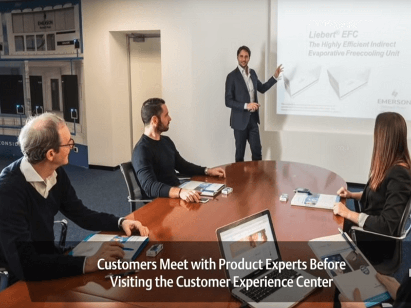 Customer Experience Center Video Tour – Thermal Management Image