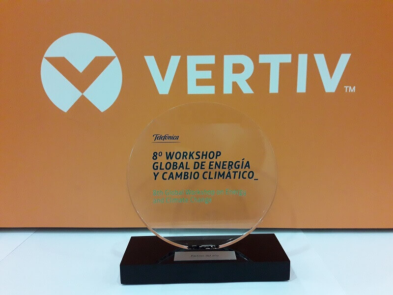 Vertiv to Provide Energy Savings as a Service to Telefónica Image