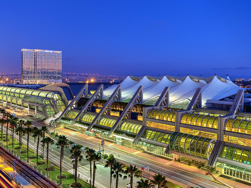 San Diego Convention Center Image